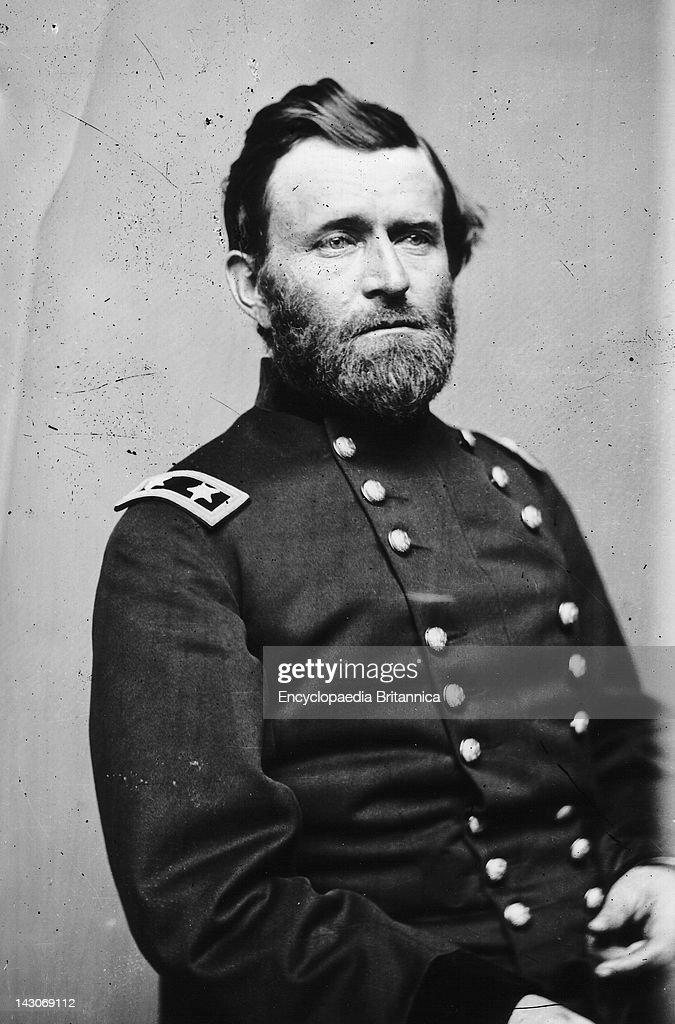 Ulysses S. Grant : News Photo
