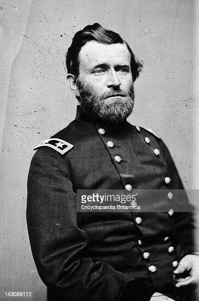 Ulysses S Grant Ulysses S Grant Commander Of The Union Armies During The Late Years Of The American Civil War And 18Th President Of The United States...