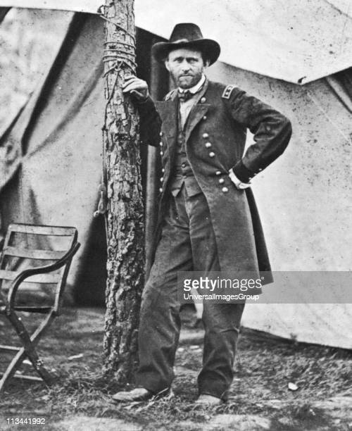 Ulysses Simpson Grant born in Marion County Ohio In 1864 he became commanding general of the Federal army during the American Civil War Grant was...