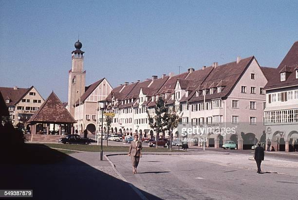 GER um 1958 Freudenstadt