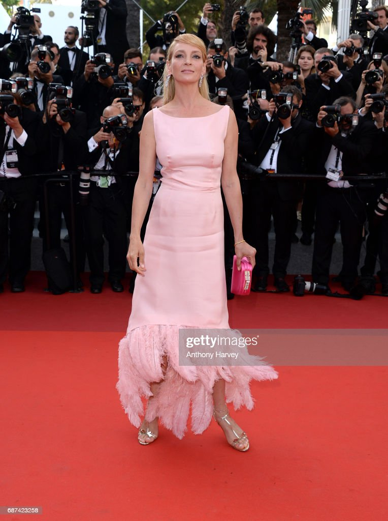 70th Anniversary Event - The 70th Annual Cannes Film Festival : Nachrichtenfoto