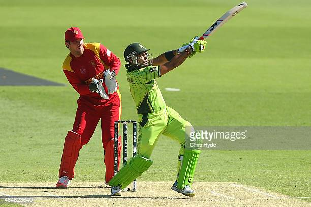 Pakistan V Zimbabwe 2015 Icc Cricket World Cup Pictures and