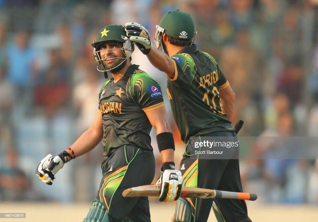 Pakistan v Australia - ICC World Twenty20 Bangladesh 2014