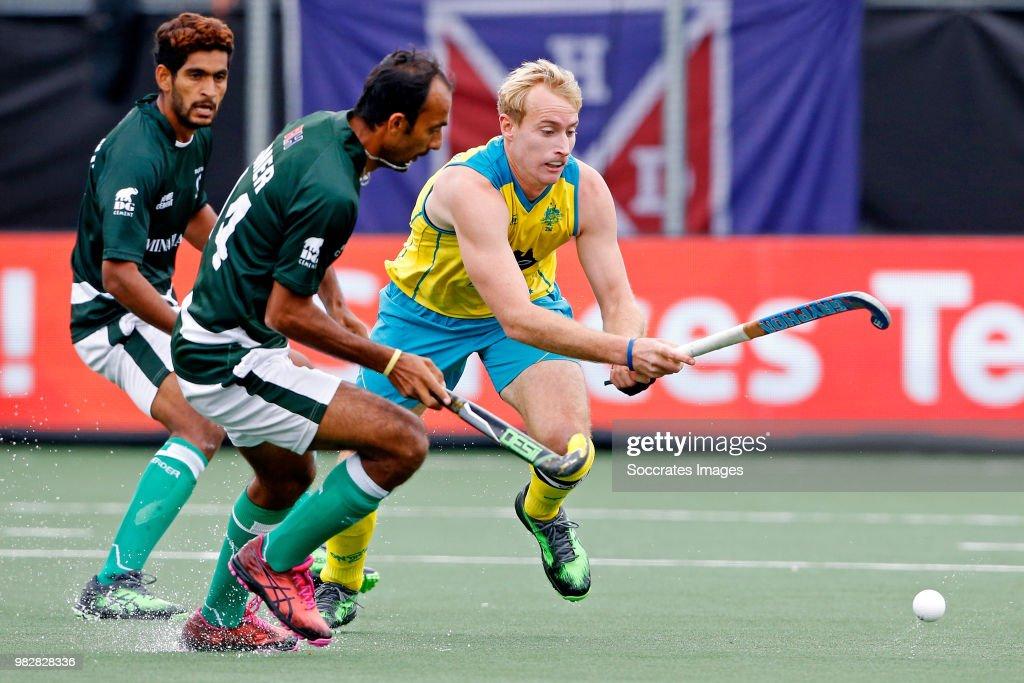 Australia v Pakistan - FIH Rabobank Hockey Champions Trophy
