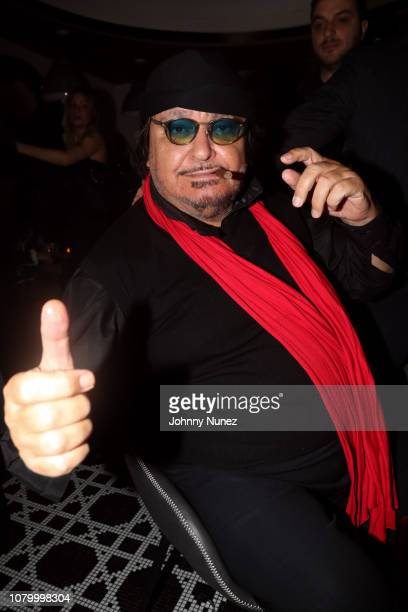 Umberto Smaila attends the Barry Mullineaux Birthday Celebration at Pomona on January 9, 2019 in New York City.
