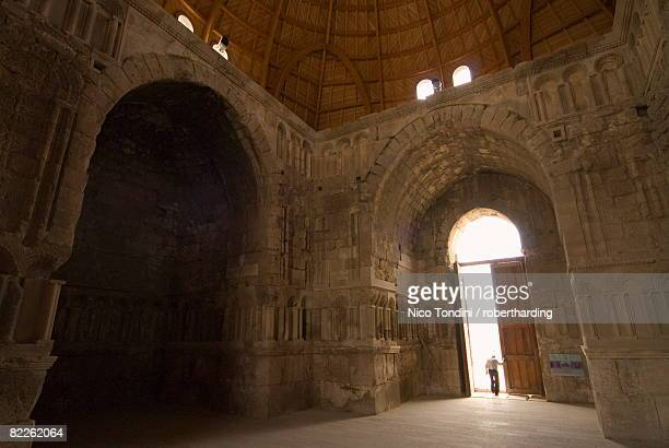 Ummayad Palace of Amman, Amman, Jordan, Middle East,