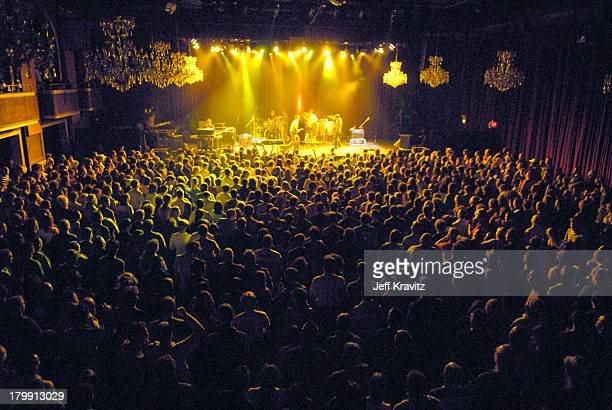 Umphrey's McGee during Umphrey's McGee Live at the Fillmore February 17 2007 at Fillmore Theater in San Francisco California United States