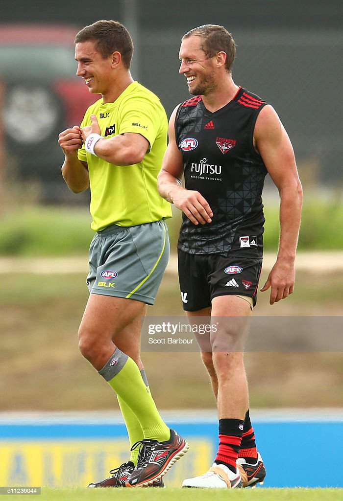 Essendon Intra-Club Match