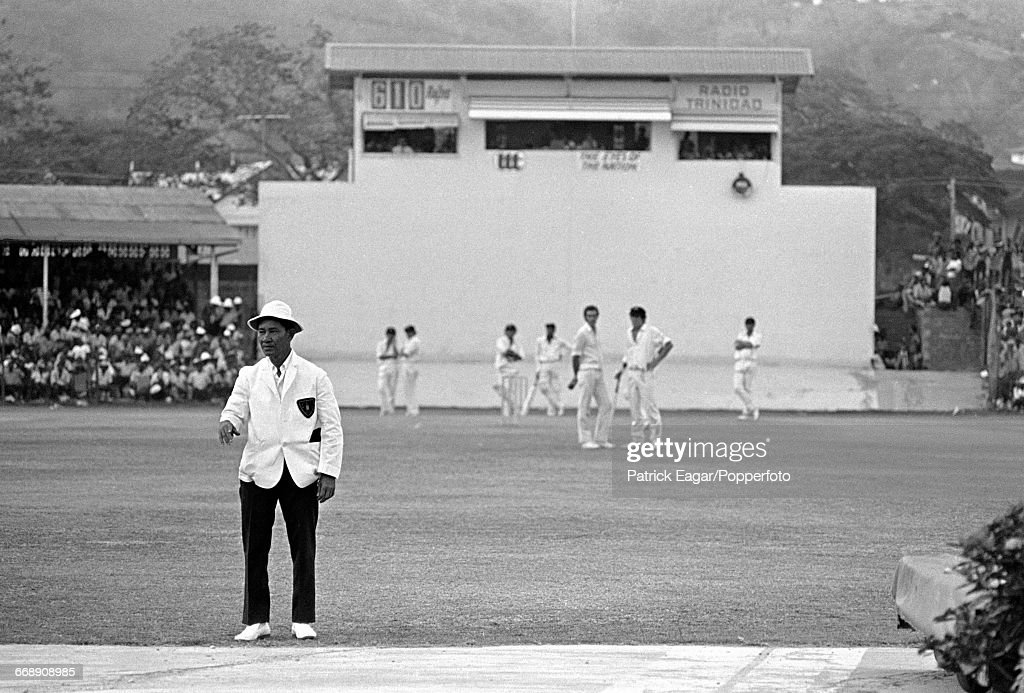 3rd Test Match - West Indies v Australia : News Photo
