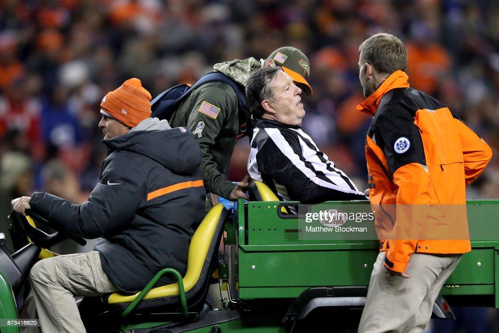 New England Patriots vDenver Bronco : News Photo