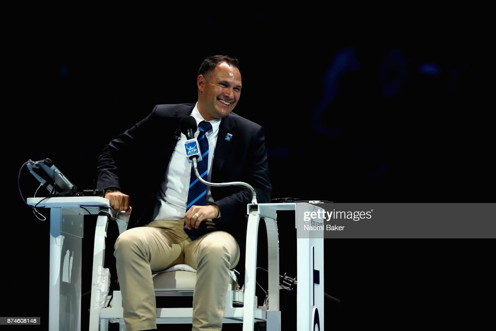 Day Four - Nitto ATP World Tour Finals : ニュース写真