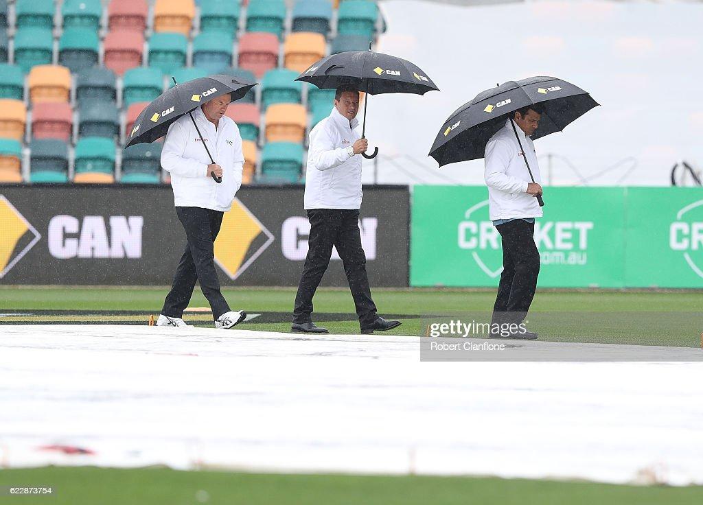 Australia v South Africa - 2nd Test: Day 2