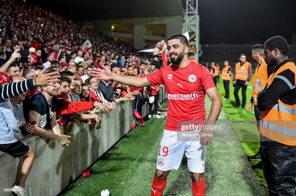 Nimes v Lorient - French Ligue 2