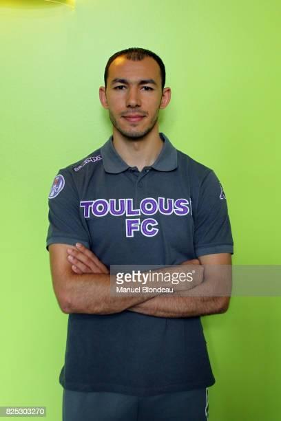 Umut Bulut Toulouse En Stage A Luchon Ligue1 2011 2012 France