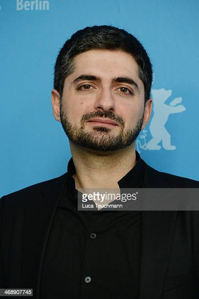 Umut Dag attends the 'Cracks in Concrete' photocall during 64th Berlinale International Film Festival at Grand Hyatt Hotel on February 12, 2014 in...