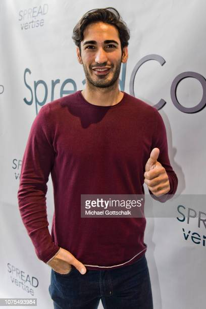 Umut Kekilli attends the SpreadCon by Spreadvertise on December 01, 2018 in Cologne, Germany.