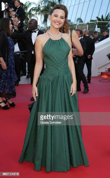 Un Certain Regard jury member Virginie Ledoyen attends the Closing Ceremony and the screening of 'The Man Who Killed Don Quixote' during the 71st...
