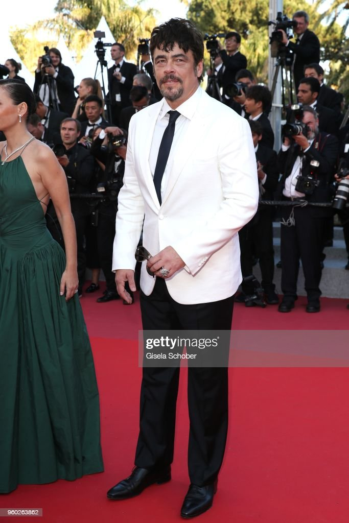 Closing Ceremony & 'The Man Who Killed Don Quixote' Red Carpet Arrivals - The 71st Annual Cannes Film Festival : ニュース写真