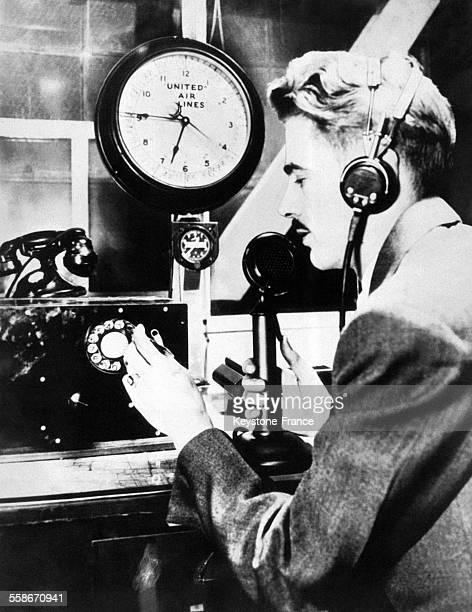 Un nouveau système de radio permet d'entrer en conversation avec un avion