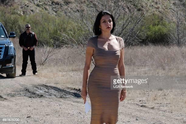 """Un Pacto con el Diablo"""" Episode 203 -- Pictured: Veronica Falcon as Camila --"""