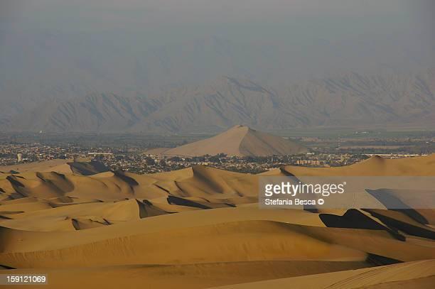Una duna in mezzo alla città