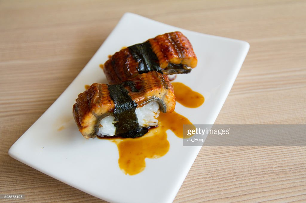 Unagi : Stock Photo