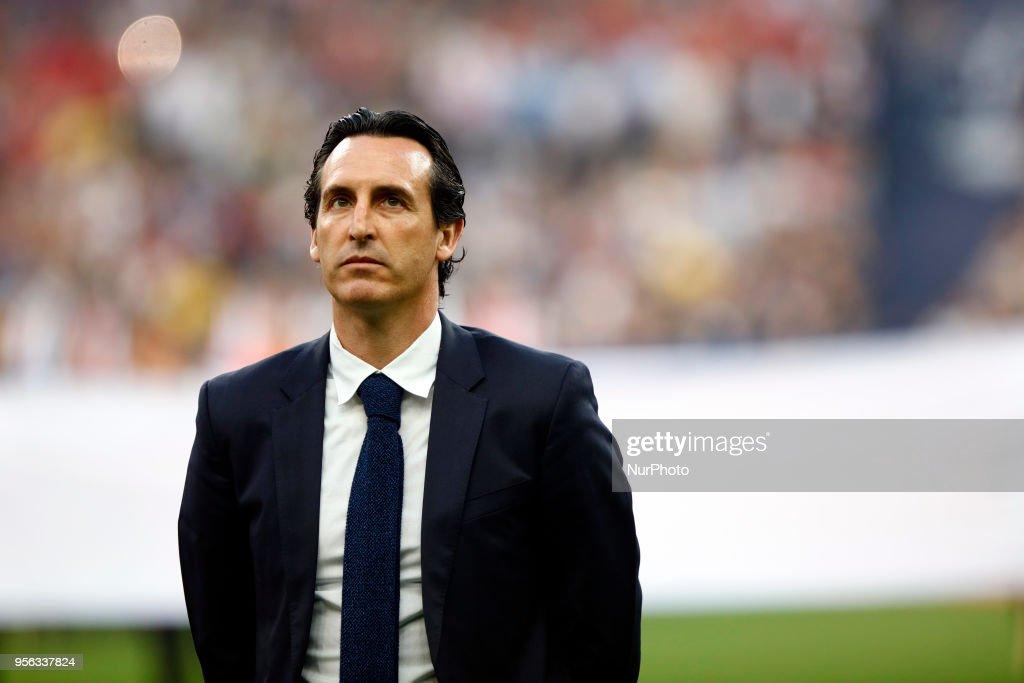 Les Herbiers VF v Paris Saint-Germain - Coupe de France Final : News Photo