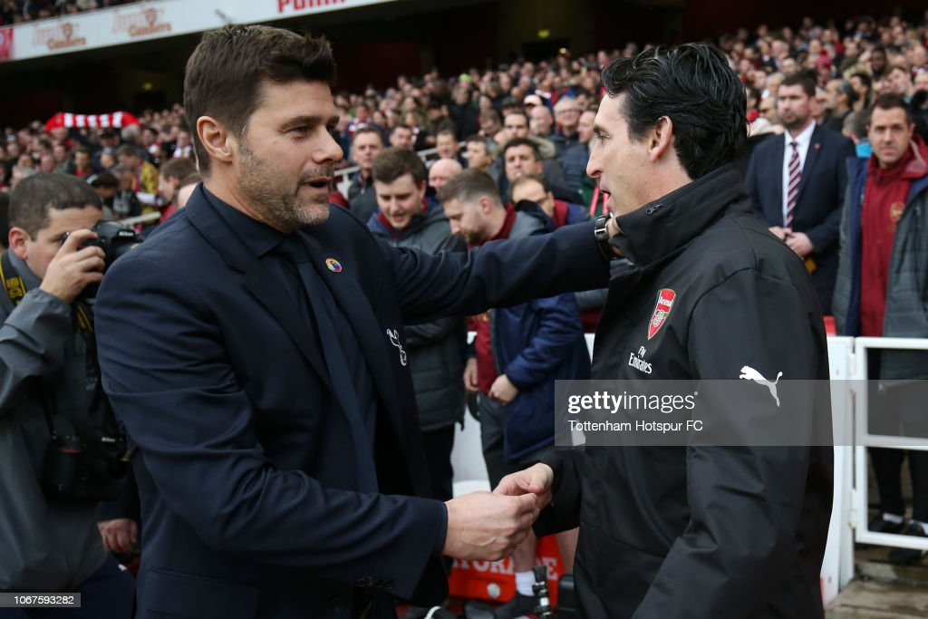 Arsenal FC v Tottenham Hotspur - Premier League : ニュース写真
