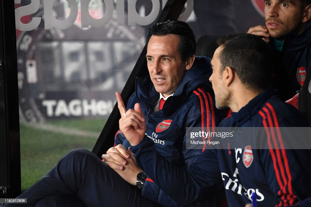 Sheffield United v Arsenal FC - Premier League : News Photo