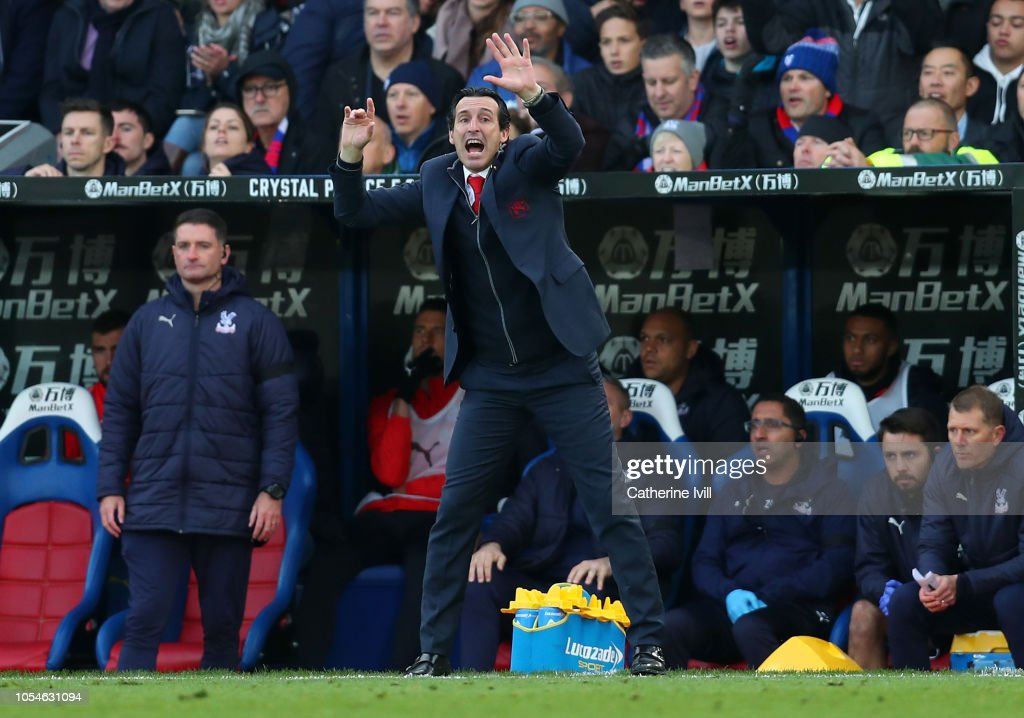 Crystal Palace v Arsenal FC - Premier League : News Photo