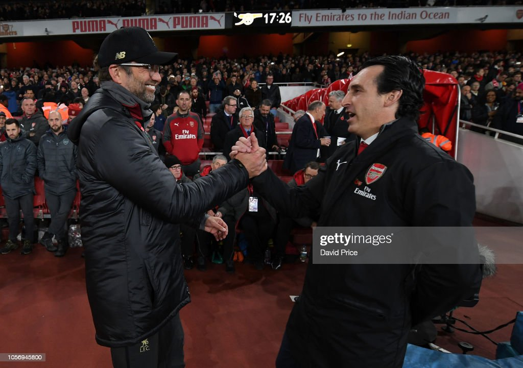 Arsenal FC v Liverpool FC - Premier League : News Photo