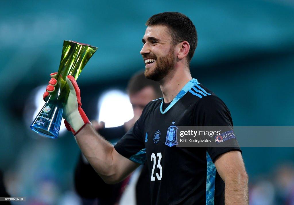 Switzerland v Spain - UEFA Euro 2020: Quarter-final : News Photo