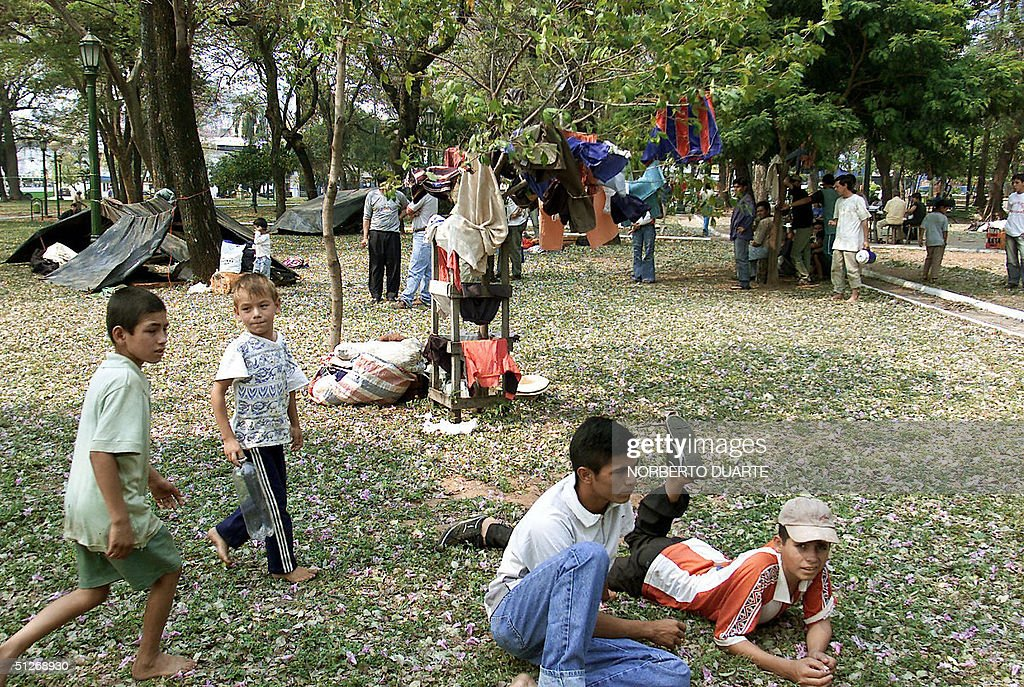 El Gobierno brasileño contra los Campesinos sin tierras