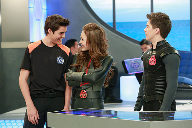 Lab Rats Sebastian Actor