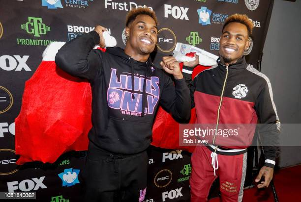 Unbeaten champions and twins Jermall Charlo and Jermell Charlo host a first-of-its-kind open to the public workout event in their hometown as they...