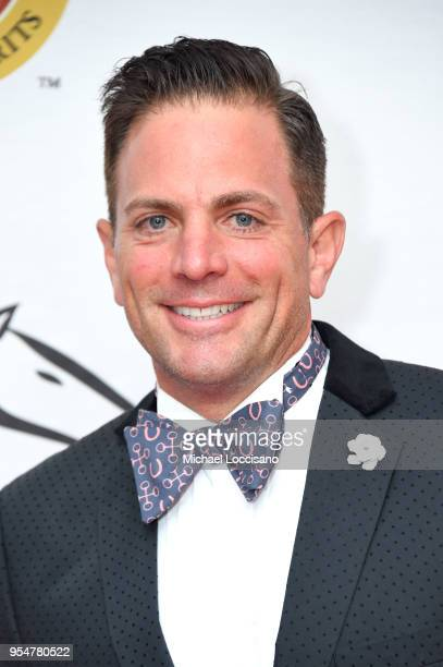 Unbridled Eve Gala Emcee Nick Ferrara attends the Unbridled Eve Gala during the 144th Kentucky Derby at Galt House Hotel Suites on May 4 2018 in...
