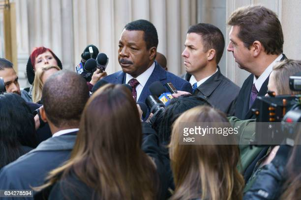 JUSTICE 'Uncertainty Principle' Episode 107 Pictured Carl Weathers as Mark Jefferies