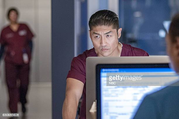 MED Uncharted Territory Episode 209 Pictured Brian Tee as Ethan Choi