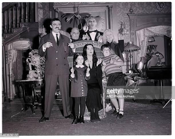 FAMILY Uncle Fester's Toupee Airdate April 30 1965 JOHN ASTINLISA LORINGCAROLYN JONESKEN WEATHERWAX BACKGROUND JACKIE