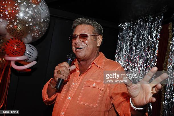 Uncle Johnny attends Alex Carr's birthday celebration at The Stonewall Inn on June 16 2012 in New York City