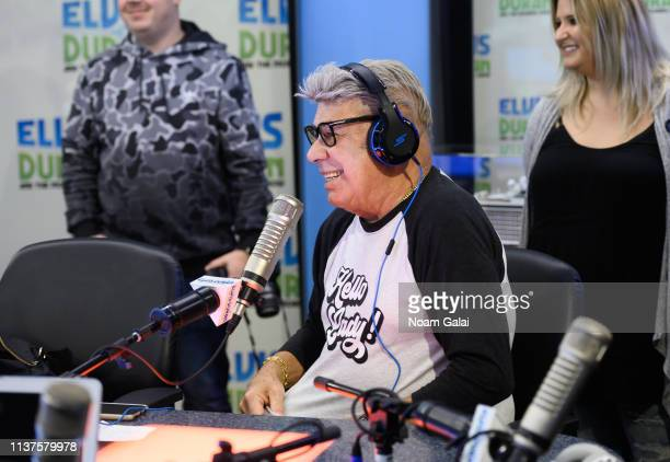 Uncle Johnny speaks during The Elvis Duran Z100 Morning Show at Z100 Studio on March 22 2019 in New York City