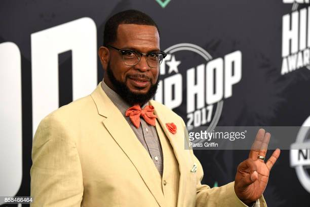 Uncle Luke Campbell attends the BET Hip Hop Awards 2017 at The Fillmore Miami Beach at the Jackie Gleason Theater on October 6 2017 in Miami Beach...