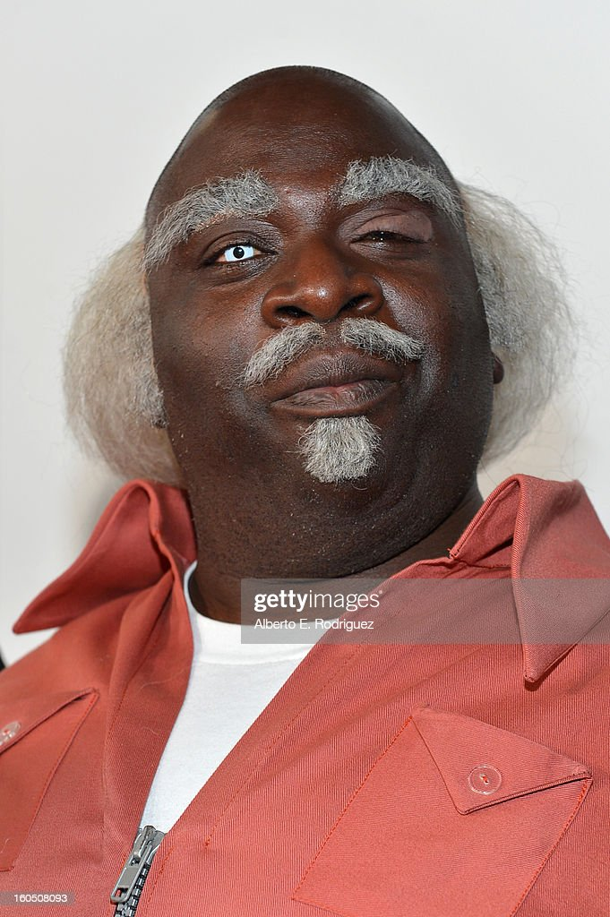 Uncle Ruckus of The Boondocks (actor Gary Anthony Williams) attends the 44th NAACP Image Awards at The Shrine Auditorium on February 1, 2013 in Los Angeles, California.