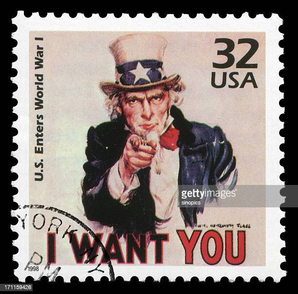 uncle sam: i want you! (xxlarge) - desire stock pictures, royalty-free photos & images