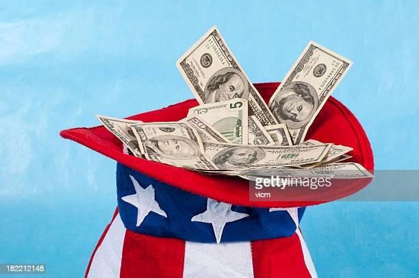 Uncle Sam's Money