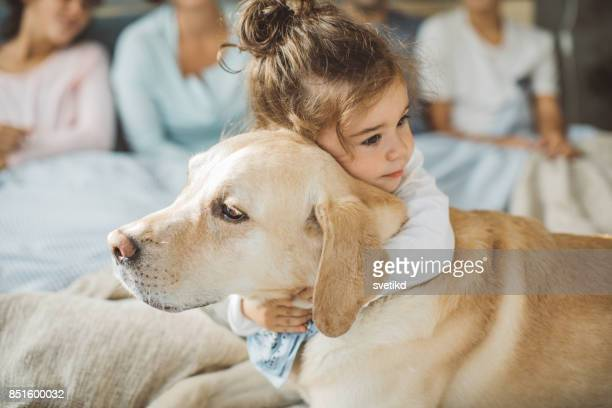 unconditional love - animal stock pictures, royalty-free photos & images