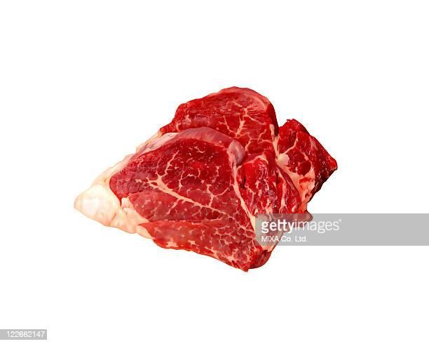 Uncooked Beef