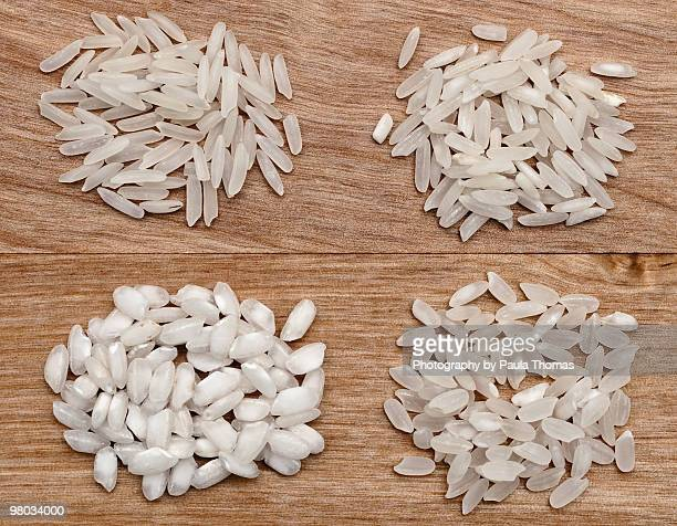 Uncooked Rices