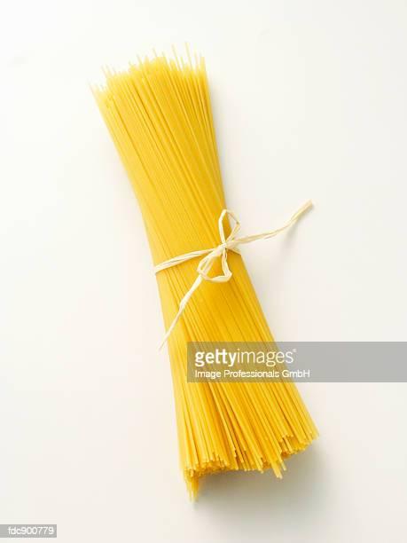 Uncooked Thin Spaghetti