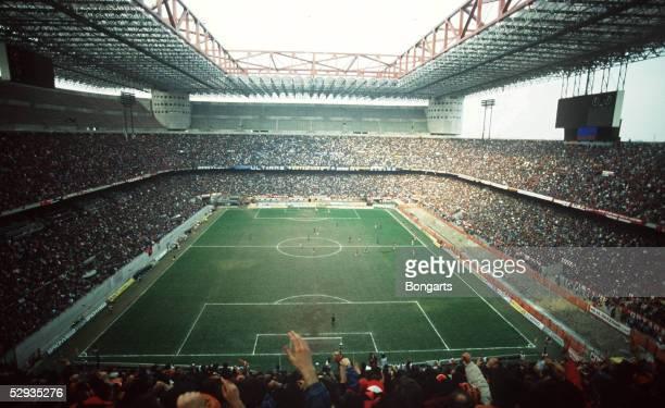 Und INTER MAILAND, STADION Giuseppe MEAZZA/SAN SIRO